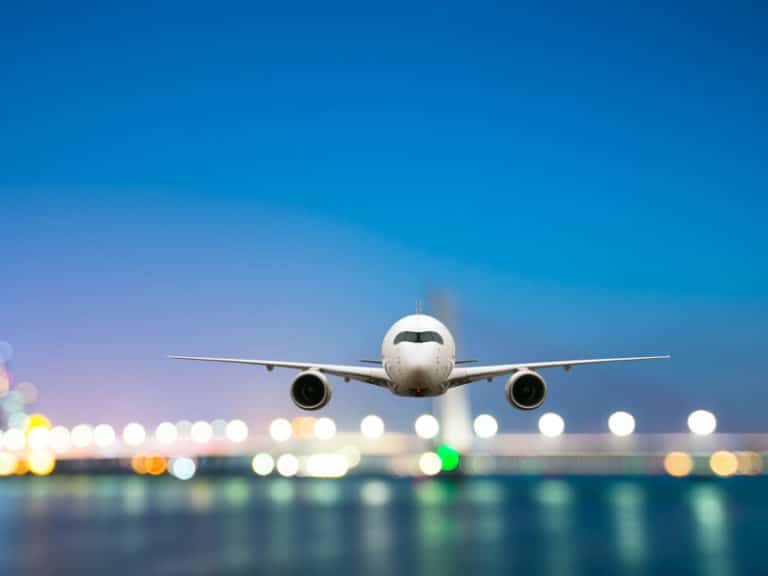 Projet pilote comme un avion